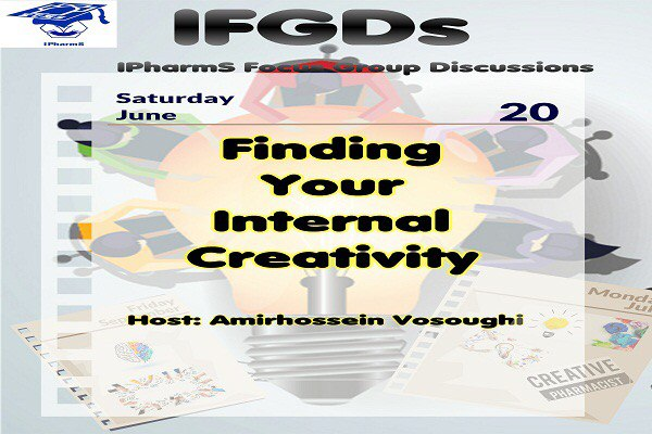 IFGDs Session 7: Finding your internal creativity