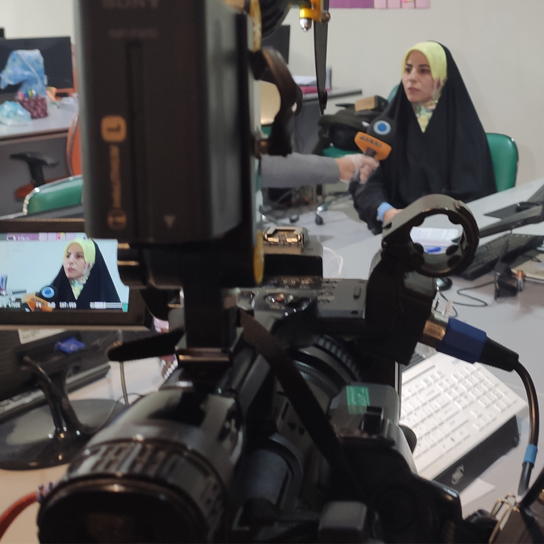 آوید در Press TV (پرس تی وی)