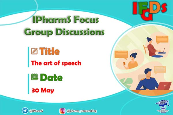 IFGDs Session 1: The art of speech